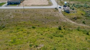 Clary Development Glentanna Ridge 429 Siska Drive Aerial Photo facing south