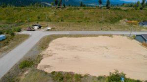 Clary Development Glentanna Ridge 432 Siska Drive Aerial Photo facing north