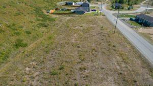 Clary Development Glentanna Ridge 433 Siska Drive Aerial Photo facing east