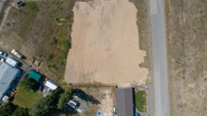 Clary Development Glentanna Ridge 436 Siska Drive Aerial Photo birds eye view 90 m