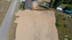 Clary Development Glentanna Ridge 436 Siska Drive Aerial Photo facing east