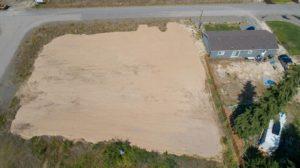 Clary Development Glentanna Ridge 436 Siska Drive Aerial Photo facing north