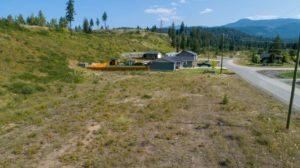 Clary Development Glentanna Ridge 437 Siska Drive Aerial Photo facing east