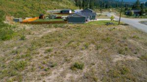Clary Development Glentanna Ridge 441 Siska Drive Aerial Photo facing east