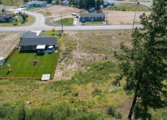 Clary Development Glentanna Ridge 441 Siska Drive Aerial Photo facing south