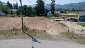 Clary Development Glentanna Ridge 444 Clary Road Aerial Photo facing south