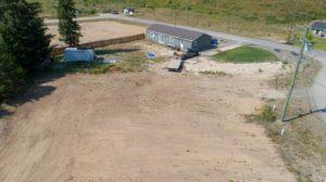Clary Development Glentanna Ridge 444 Clary Road Aerial Photo facing west