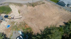 Clary Development Glentanna Ridge 444 Clary Road Aerial Photo facing north