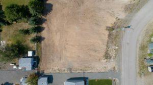 Clary Development Glentanna Ridge 448 Clary Road Aerial Photo birds eye view 75 m