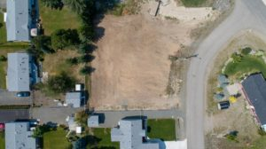 Clary Development Glentanna Ridge 448 Clary Road Aerial Photo birds eye view 90 m