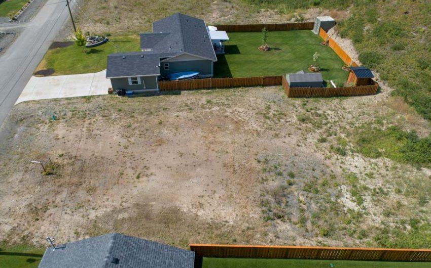 Clary Development Glentanna Ridge 449 Siska Drive Aerial Photo facing west