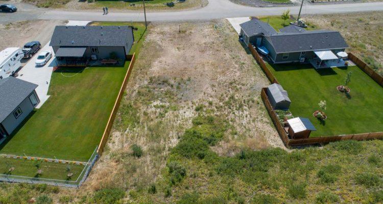 Clary Development Glentanna Ridge 449 Siska Drive Aerial Photo facing south