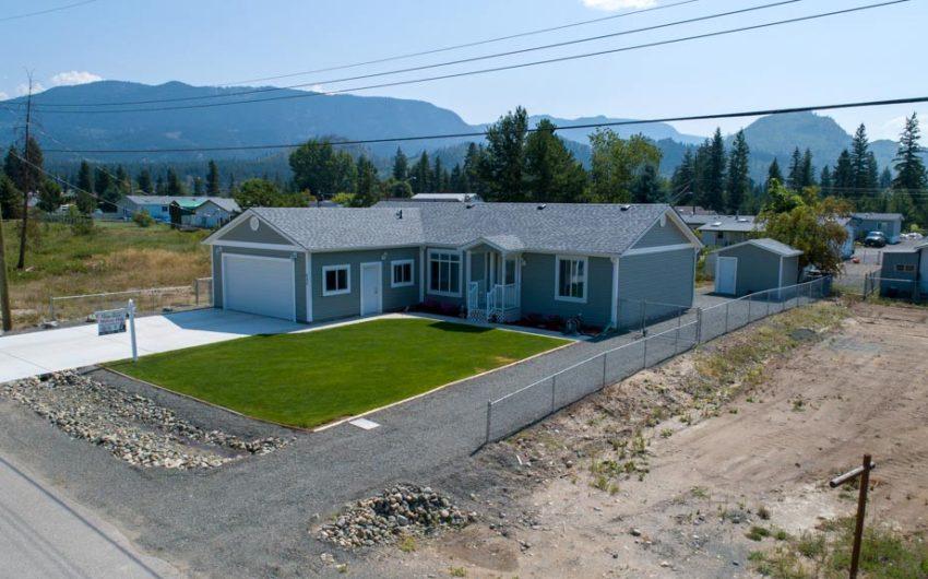 Clary Development Glentanna Ridge 452 Clary Road UAV Aerial View facing south east