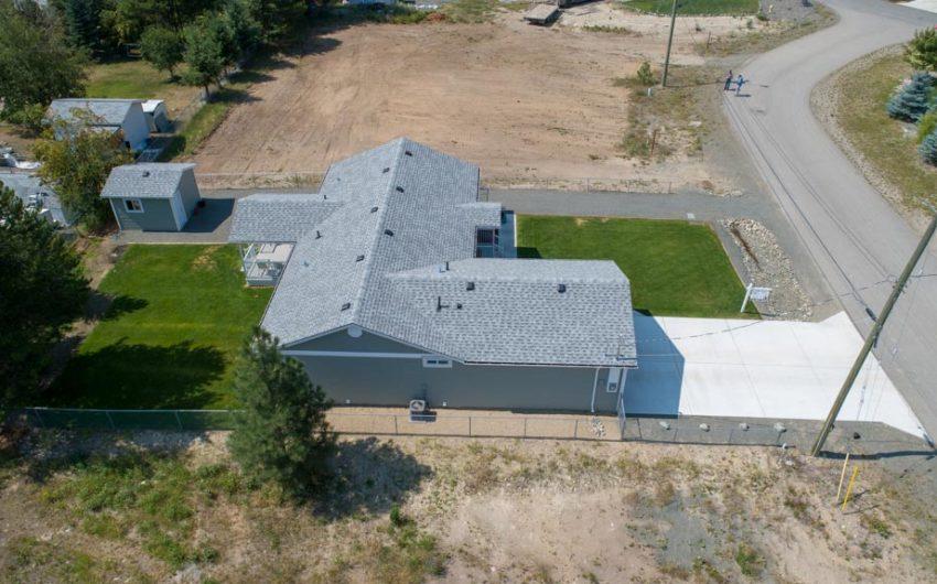 Clary Development Glentanna Ridge 452 Clary Road UAV Aerial View facing west 2