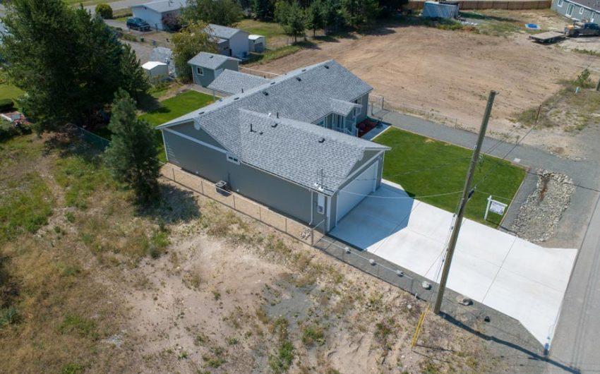 Clary Development Glentanna Ridge 452 Clary Road UAV Aerial View facing south west