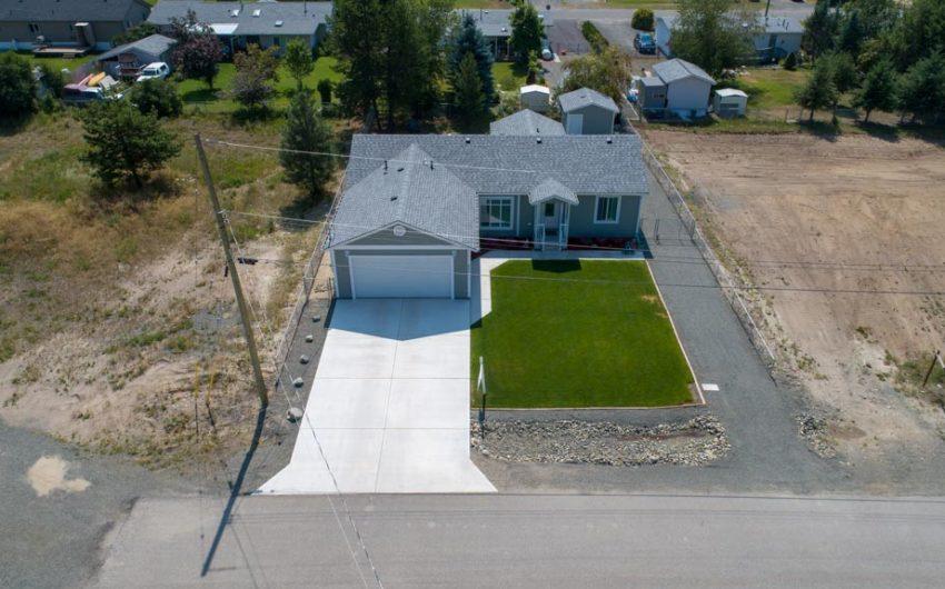 Clary Development Glentanna Ridge 452 Clary Road UAV Aerial View facing south