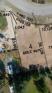 Clary Development Glentanna Ridge 444 Clary Road Aerial Photo Plan View