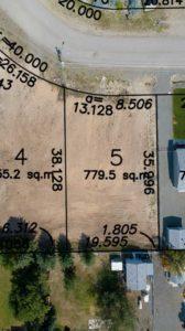 Clary Development Glentanna Ridge 448 Clary Road Aerial Photo Plan View