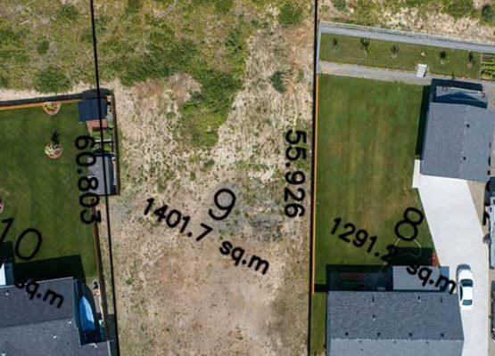 Clary Development Glentanna Ridge 449 Siska Drive Aerial Photo Plan View