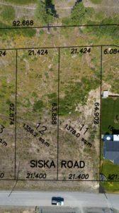 Clary Development Glentanna Ridge 441 Siska Drive Aerial Photo Plan View