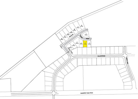Clary Development Glentanna Ridge Phase 5 Lot 05 Plan 1