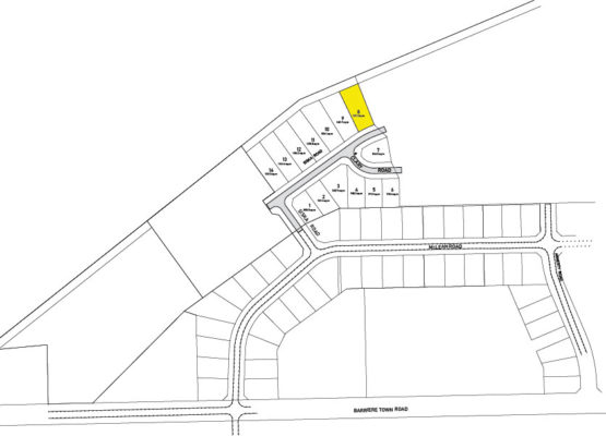 Clary Development Glentanna Ridge Phase 5 Lot 08 Plan 1