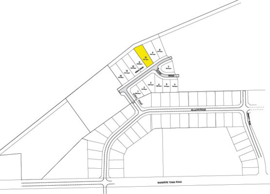 Clary Development Glentanna Ridge Phase 5 Lot 10 Plan 1