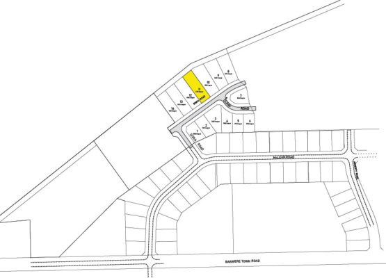 Clary Development Glentanna Ridge Phase 5 Lot 11 Plan 1