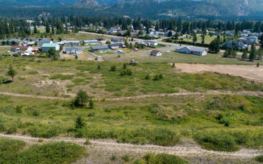 Clary Development Glentanna Ridge 5044 Barriere Town Road UAV Aerial Photo Facing South East 1