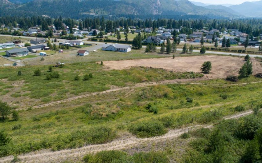 Clary Development Glentanna Ridge 5044 Barriere Town Road UAV Aerial Photo Facing South East 2
